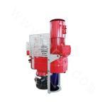Intelligent mechanical pump driver