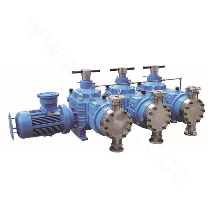 4KW-3DPMZAA Metering Pump