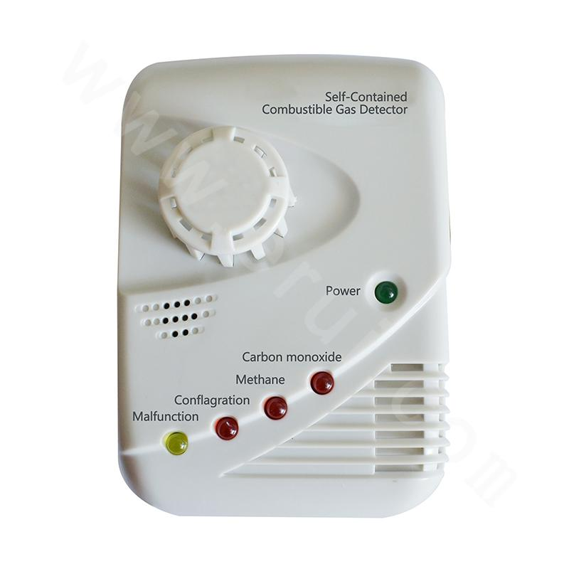 JTF-PH07A/TCM Compound domestic combustible gas detector