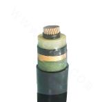 PVC insulated and sheathed shipboard power cable of rated voltage up to and including 0.6/1 kV