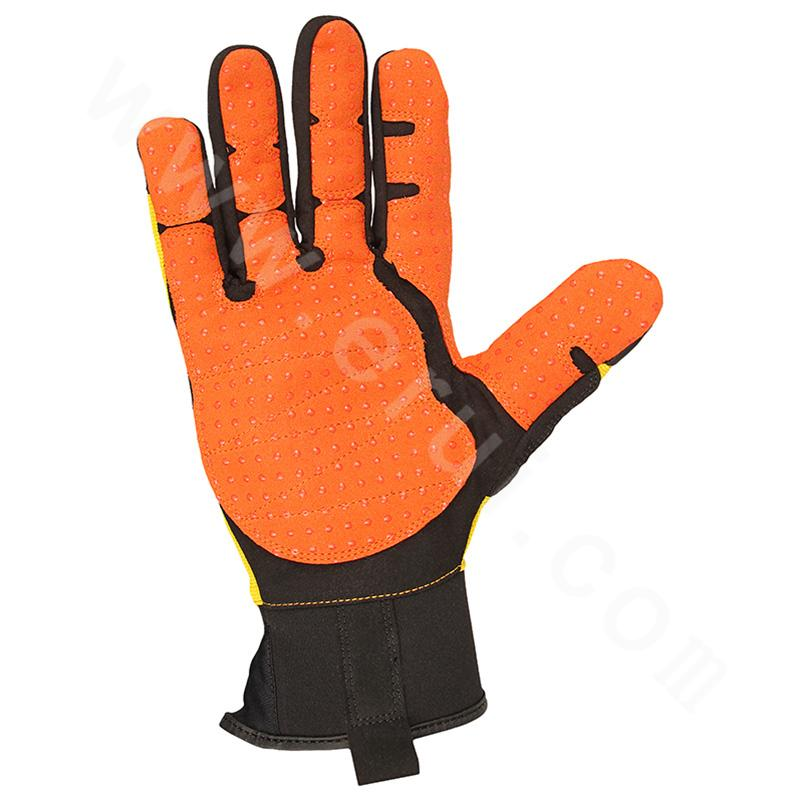 Redeem for free KRONOS 76-110 PVC Dot Glue  resistance skid  Impact Resistant Gloves products