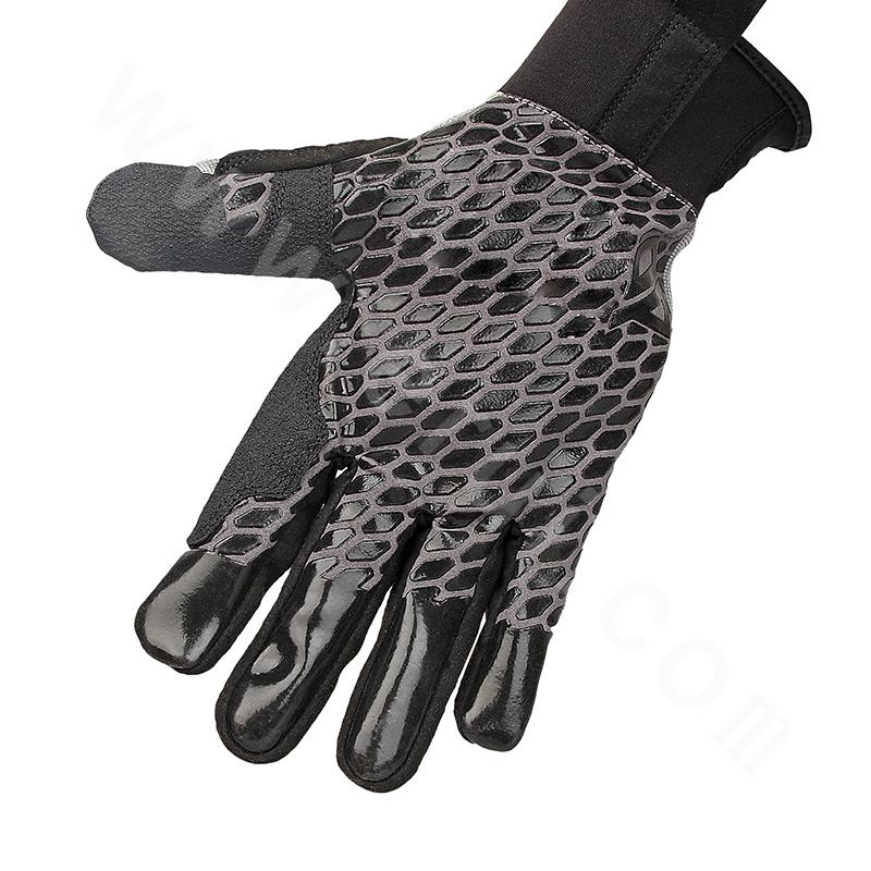 Redeem for free KRONOS 76-112 PVC Block Glue  the palm and thumb can grade 5 anti-cutting Impact Resistant Gloves products