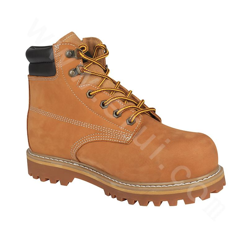 Redeem for free KS021545 6 inch Mid-cut Goodyear Safety Boots products