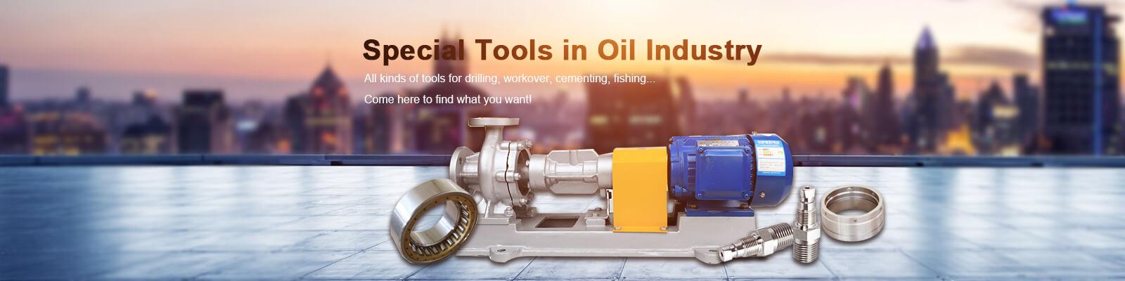 Petroleum Special Tools