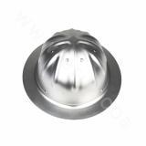 KH02001 Aluminium Alloy Full-brim Helmet