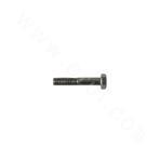 DIN931-316 hexagonal thick pole half tooth bolt M1.6-M22