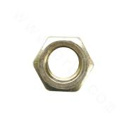 DIN555-Q235B Hex Nut-zinc Plating-yellow