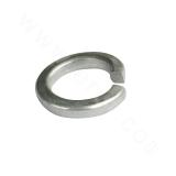 GB93-65Mn Single Coil Spring Lock Washers - Zinc Plated