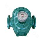 Normal level 0.5 large-diameter oval gear flowmeter