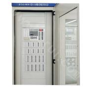 Cabinet fire alarm controller