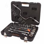 12.5mm набор торцевых ключей 32-шт