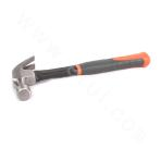Claw Hammer, Fiberglass Handle