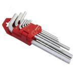 9PC.Long Hex Key Set