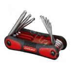 8PC.Folding Torx Hex Key Set