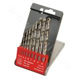 10PC. engineering drills set