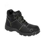 KS021502 PU Sole Midle-cut Safety Boots