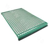 Shale shaker screens fit DERRICK FLC500 series shaker|Hook-strip flat Screen (PWP)|API 35~API200