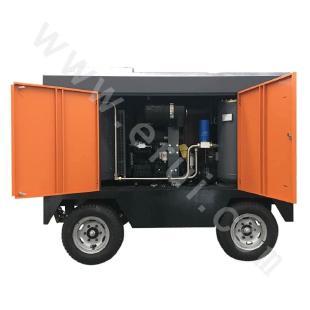 Diesel Portable Crew Air Compressor Series