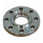 NPS4 CL150 Flat welding flange