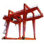 U Type 20/5-32/5t Double Beam Hook Gantry Crane