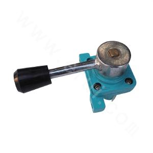 Power Tong Accessories | Two-Position Three- Way Reverse Valve, QF501A | TQ340-35