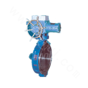 Three Eccentric Multi-Layer Metal Seal Butterfly Valve With Clamp Connection