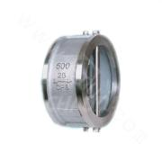 (Carbon steel) No Leakage Wafer Check Valve