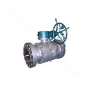 High Temperature Wear Resistant Ball Valves QT647Y