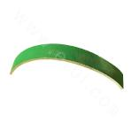 Green Rubber Strips, 25×5, 40×5, P/N: HS03-09/10/11/12  | HS Series Shale Shaker