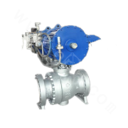 Flanged Coal Gas Wear-Resistant Valves